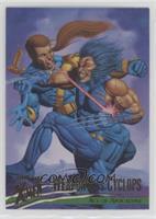 Weapon X, Cyclops