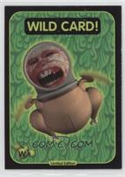 Wild Card! - Turkey Monkey