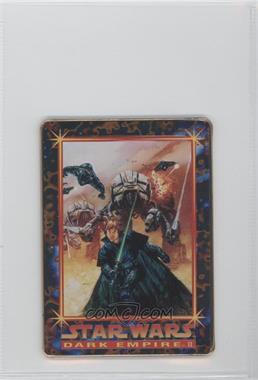 1996 Metallic Impressions Star Wars Dark Empire II - [Base] #1 - Operation Shadow Hand
