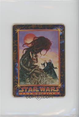 1996 Metallic Impressions Star Wars Dark Empire II - [Base] #3 - World of the Ancient Sith