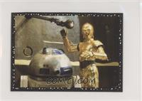 R2-D2, C-3PO [Noted]