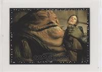 Jabba The Hutt, Leia Organa [Noted]