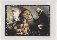 Leia Organa, Jabba The Hutt