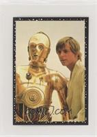 C-3PO, Luke Skywalker