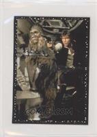 Chewbacca, Han Solo