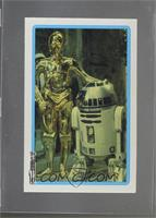 C-3PO, R2-D2 [Noted]