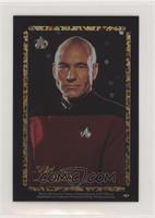 Jean-Luc Picard (Portrait)