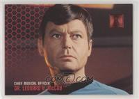 Personnel - Dr. Leonard McCoy