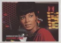 Personnel - Lieutenant Uhura