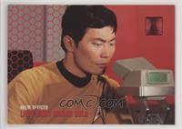Personnel - Lieutenant Hikaru Sulu