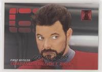 Personnel - Commander William Riker