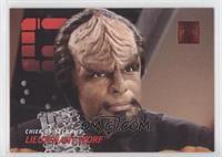 Personnel - Lieutenant Worf