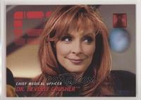 Personnel - Dr. Beverly Crusher