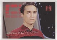 Personnel - Ensign Wesley Crusher