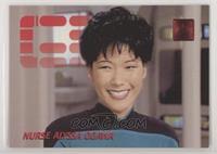 Personnel - Nurse Alyssa Ogawa