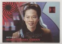 Personnel - Keiko Ishikawa O'Brien