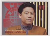Personnel - Ensign Harry Kim