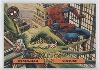 Classic Confrontations - Spiderman vs Vulture