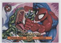 Classic Confrontations - Spider-Man vs Lizard