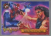 New Duels - Spider-Man, El Toro Negro