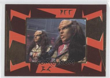 1996 SkyBox Star Trek The Next Generation Season 5 - [???] #S26 - Lursa and B'Etor