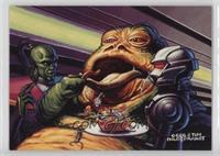 Xizor Summons Jabba