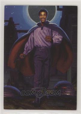 1996 Topps Star Wars: Shadows of the Empire - [Base] #75 - Lando Calrissian