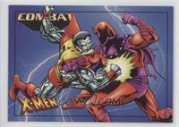 Magneto vs. Colossus