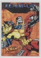 Wolverine, Colossus