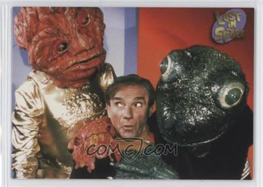 1997 Inkworks Lost in Space: The Classic Series - Promos #P-3 - Inkworks Introduces Lost in Space