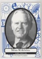 Henry Kendall