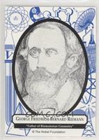 George Friedrich Bernard Riemann
