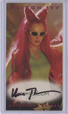 1997 SkyBox Batman and Robin Widevision - Autographs #UMTH - Uma Thurman