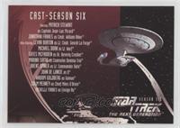 Cast - Season Six [EXtoNM]