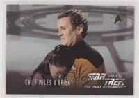 Chief Miles O'Brien [Good to VG‑EX]