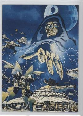 1997 Topps Star Wars Galaxy Magazine - Cover Gallery #C1 - Star Wars Galaxy Magazine #8