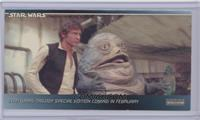 Han Solo, Jabba The Hutt [Noted]