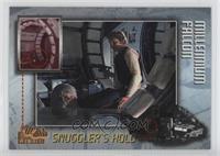 Smuggler's Hold (Millennium Falcon)
