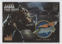 Sail Barge (Jabba The Hutt)