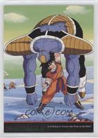 Goku's Speed Exceeds Burter's..