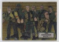 The Command Elite/The Gorgonites