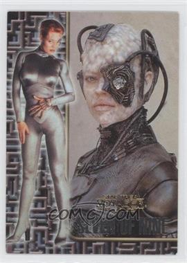 1998 Skybox Star Trek Voyager: Profiles - Seven of Nine #1 - Physical I
