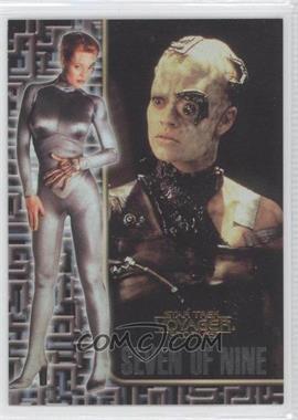 1998 Skybox Star Trek Voyager: Profiles - Seven of Nine #2 - [Missing]