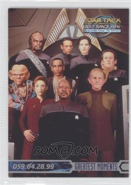 1999 Rittenhouse Star Trek: Deep Space Nine Memories from the Future - Promos #NoN - [Missing]