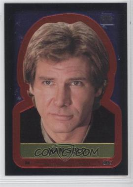 1999 Topps Star Wars Chrome Archives - [???] #D4 - Han Solo