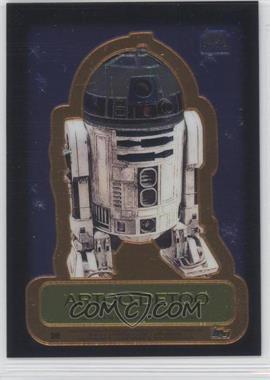 1999 Topps Star Wars Chrome Archives - [???] #D8 - Artoo-Detoo