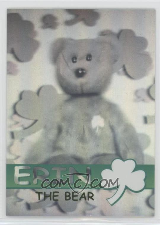 1999 Ty Beanie Babies Series 2 -  Base  - Chase Green  293 - Rare ... 66c30bb70af