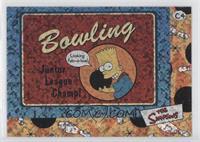 Bowling - Junior League Champ!