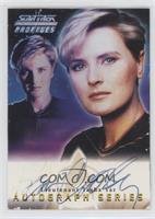 Denise Crosby as Lt. Tasha Yar