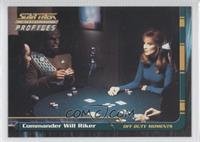 Commander Will Riker